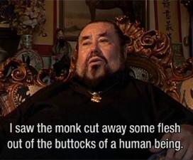 Het bloed van Genghis Khan