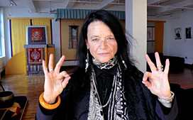 Wake-up call of a poet – Anne Waldman