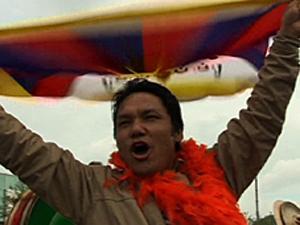 Oranje Boven! Tibet-Holland