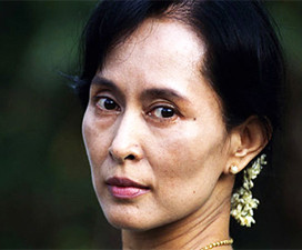 Aung San Suu Kyi – Lady of No Fear