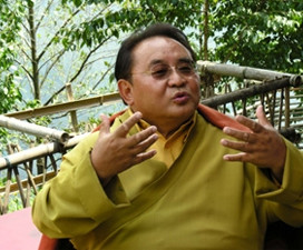 Sogyal Rinpoche: ancient wisdom for the modern world
