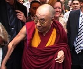 Dalai Lama als toonbeeld